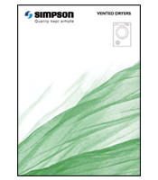 Simpson Dryer Brochure